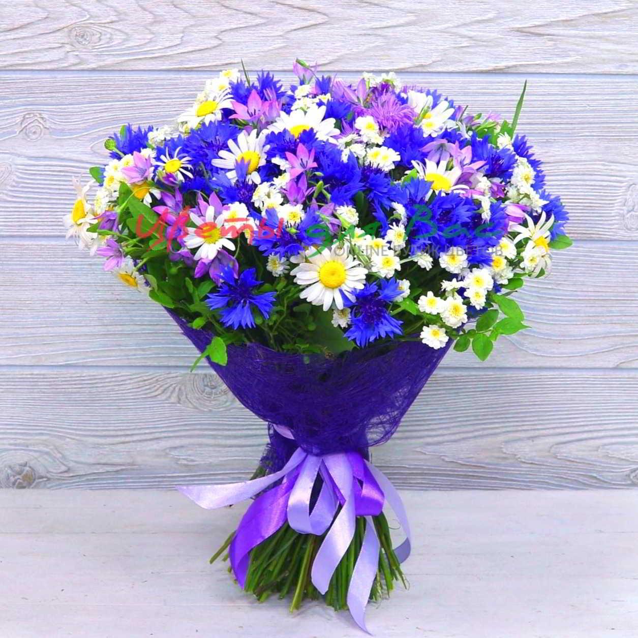 Доставка цветов по василькову