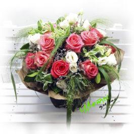 Состав: розы 11 штук