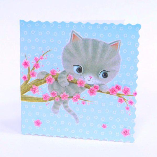 Серый котёнок №2